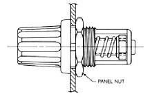 panel nut