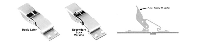 basic and secondary lock versions