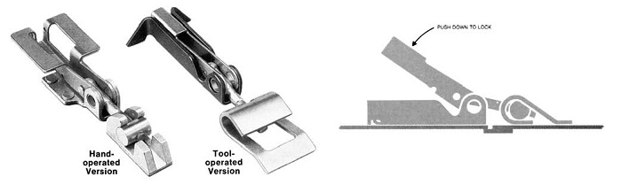 Hand and Tool operated Versions