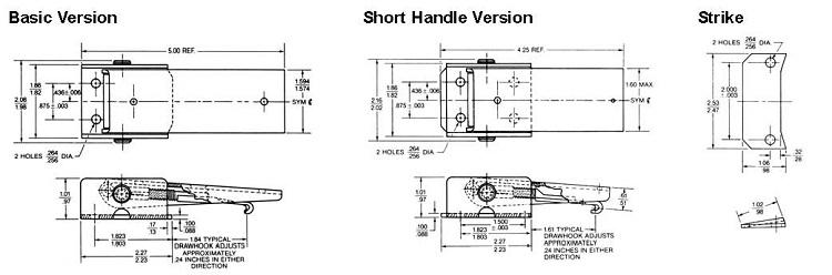 basic, short handle, strike