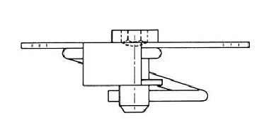 Typical Wire-Form Pawl Latch