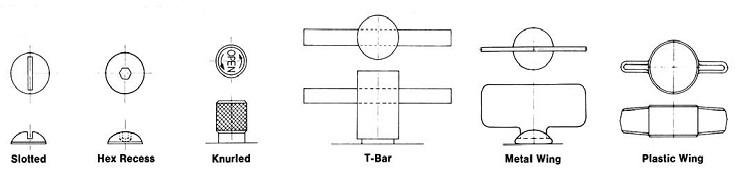 actuator styles