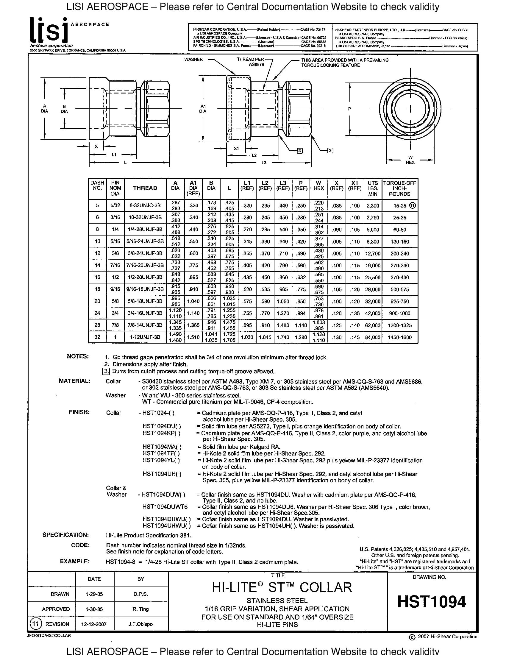 HST1094